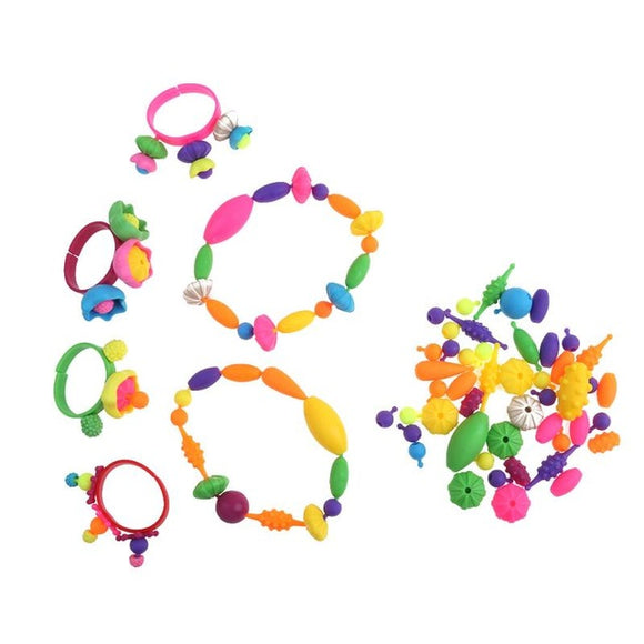 Bracelet Making Kit-Art-JOCESTYLE-01-Montessori toyz