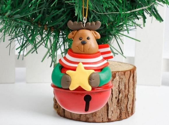 Christmas Rattle-Music-let's make-type4-Montessori toyz