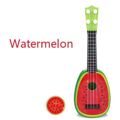 Musical Guitar-Music-infant shining-watermelon-Montessori toyz