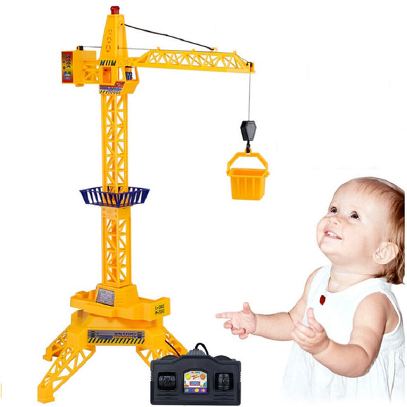 Cable Crane-pretend play-COOLPLAY-Montessori toyz