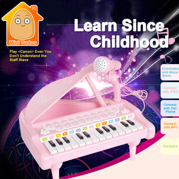 Toy Piano-Music-Montessori toyz-Montessori toyz