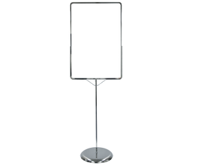Floor Stand Hardware, Chrome Plated