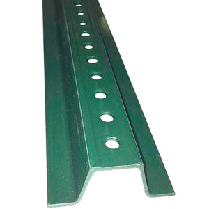 Sign Post, 8' Heavy Duty Green