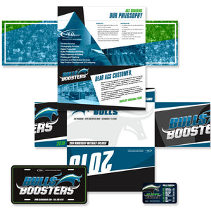 Custom Booster Kit Mailer