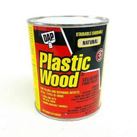 PLASTIC WOOD NATURAL 16OZ