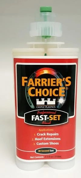 CASTLE FARRIERS CHOICE FAST-SET