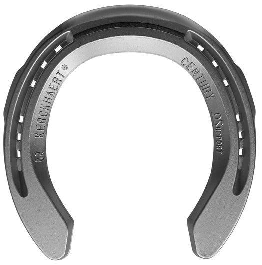 Kerckhaert Century Support Aluminum Clipped Front Shoes