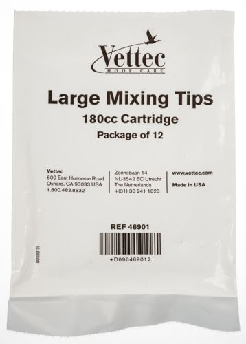 Vettec Mixing Tips 12pk