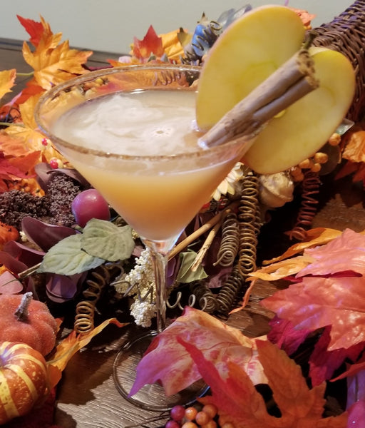 October Drink Recipe - Autumn Haze