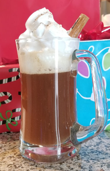 December Drink Recipe - Caribbean Christmas Coffee Cocktail
