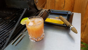 June Cocktail Recipe - Summer Heat!