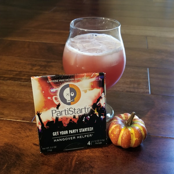 November Drink Recipe - the Thanksgiving Cocktail