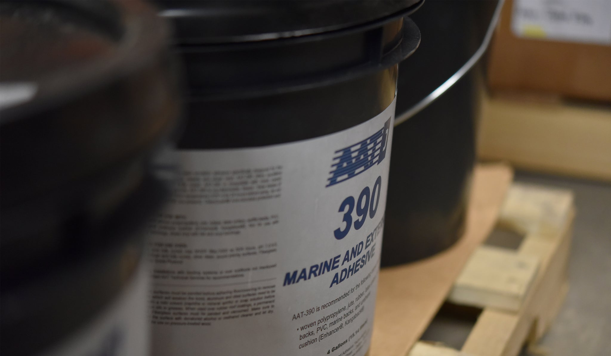 Recreational (Marine and RV) Flooring Adhesive Specification