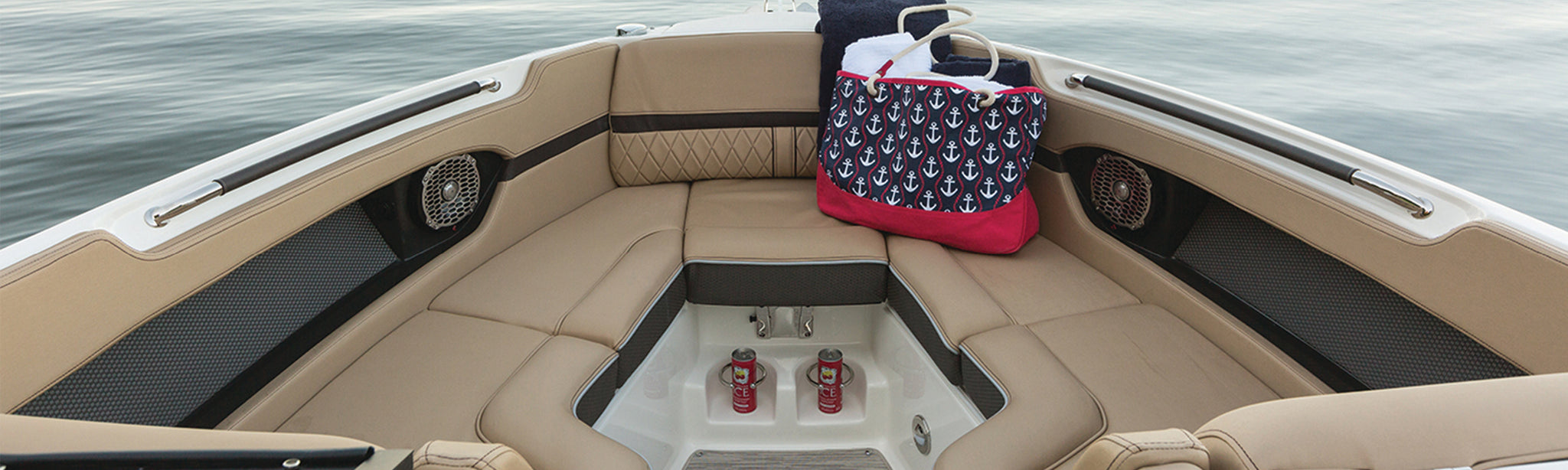 Searay enthusiasts trust infinity for their boats