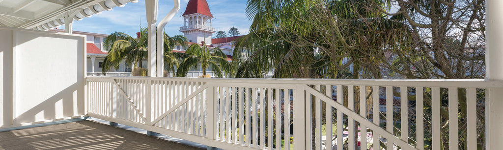 Infinity Partners with Hotel Del Resort in Coronado, California