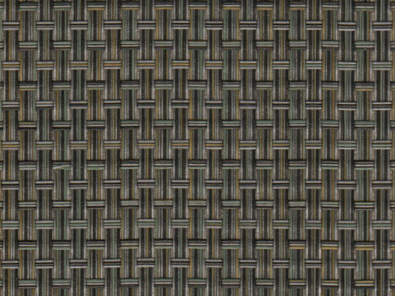 Infinity Basket Weave Bronzed Ivy