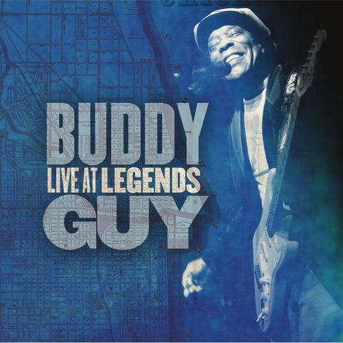 Buddy Guy Live at Legends Autographed Booklet + CD