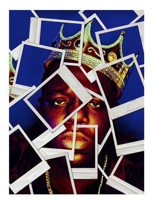 Mr. Brainwash We Miss You B.I.G. SET OF 3 Screenprint Posters S/N xx/47