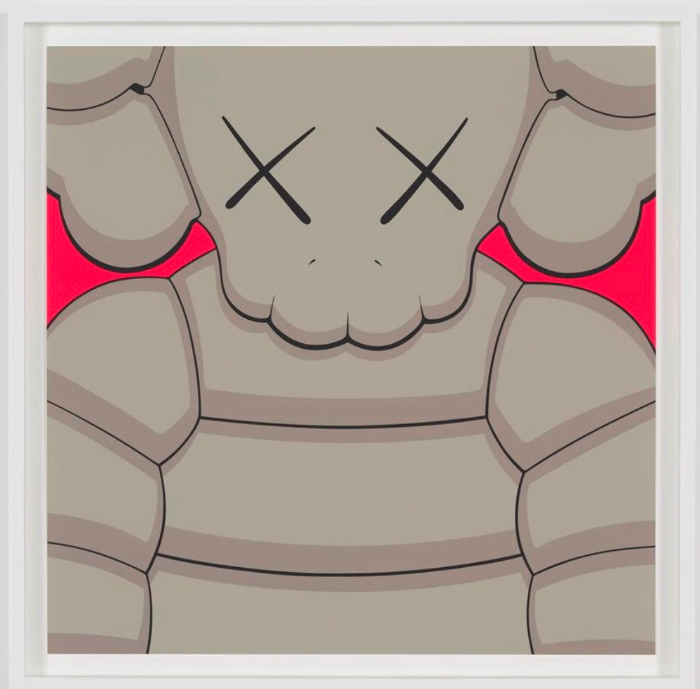 KAWS WHAT PARTY print Limited Edition (Full Set of 7) xx/100
