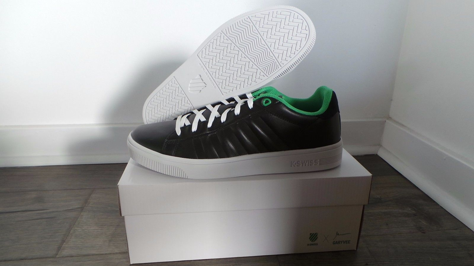 K-Swiss Gary Vee Vaynerchuk Colorway 002 Size 9 Ready to ship!