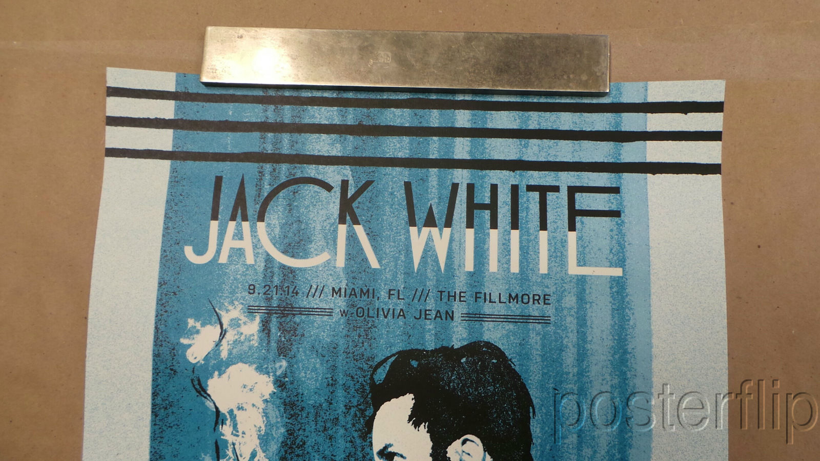 Jack White The Fillmore Miami FL Sep 21 2014 The Silent Giants