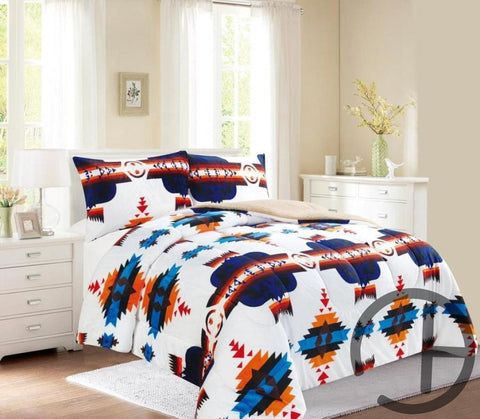 Aztec 3 Piece Bed Set