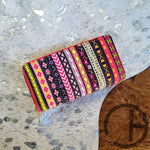 Red Aztec Wallet