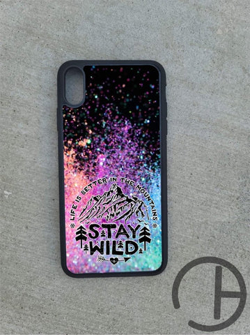 Stay Wild Phone Case