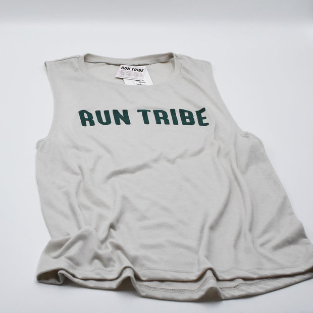 Run Tribe muscle tank