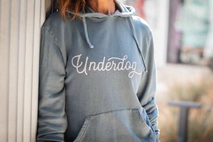 Underdog hooded sweatshirt