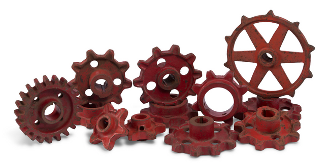 Miscellaneous Gears & Fittings