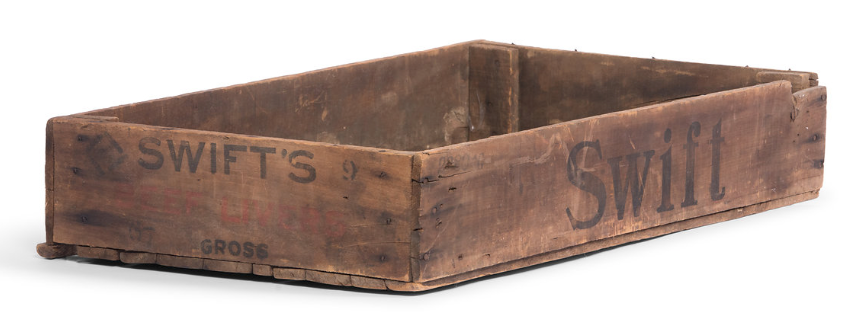 Antique Wooden Crates