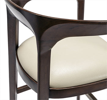 Kendra Bar Stool - Beige
