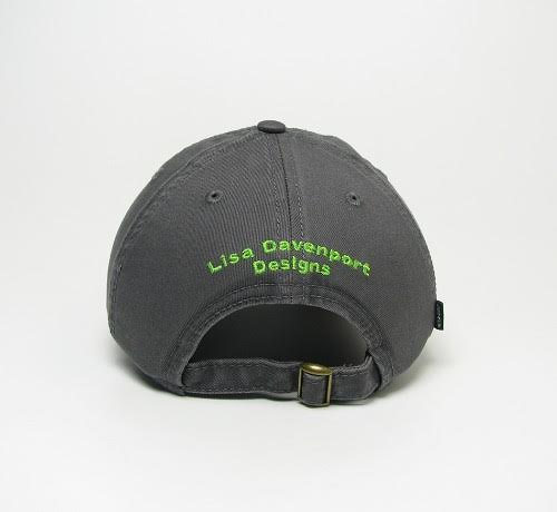 LDD Grey Baseball Hat