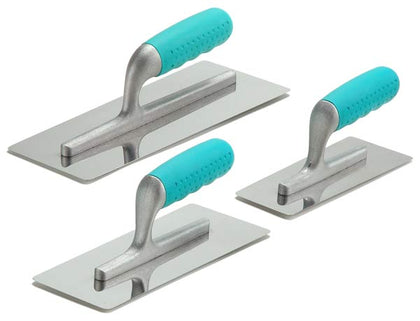Trapezoid Finishing Trowel Set