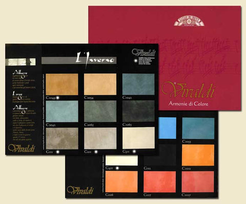 Vivaldi® Color Catalog