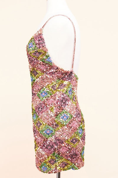 sequin 'audrey' dress
