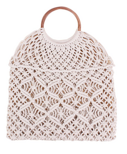 white 'kalaya' bag