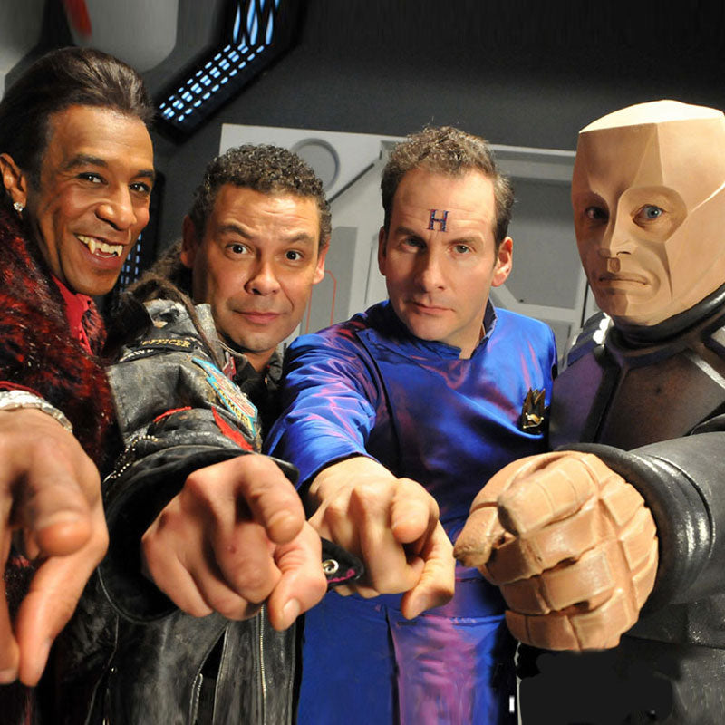Red Dwarf Turns 30 | ShotDeadInTheHead