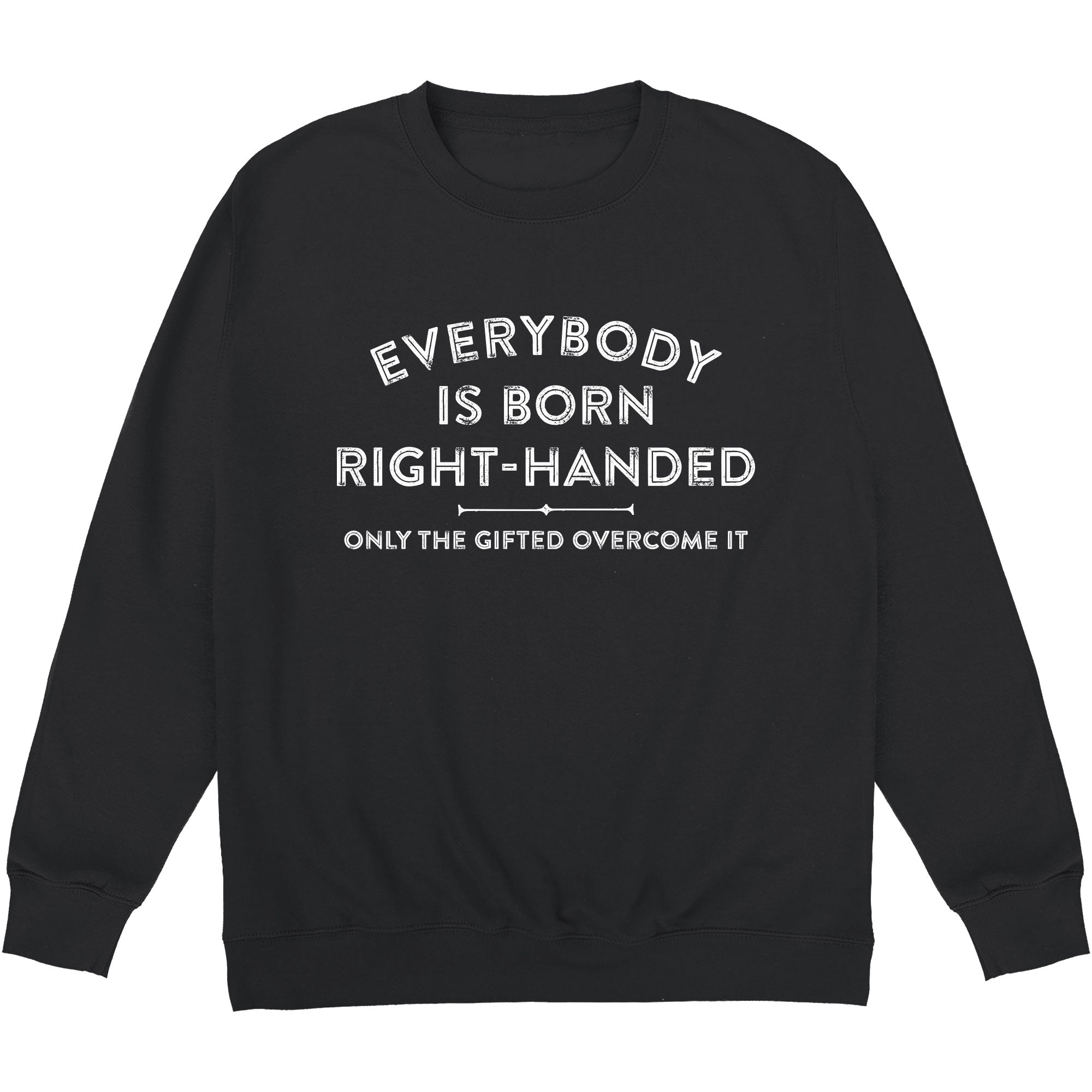 CHEAP Born Right-Handed Sweatshirt 24322675861 – Clothing Accessories