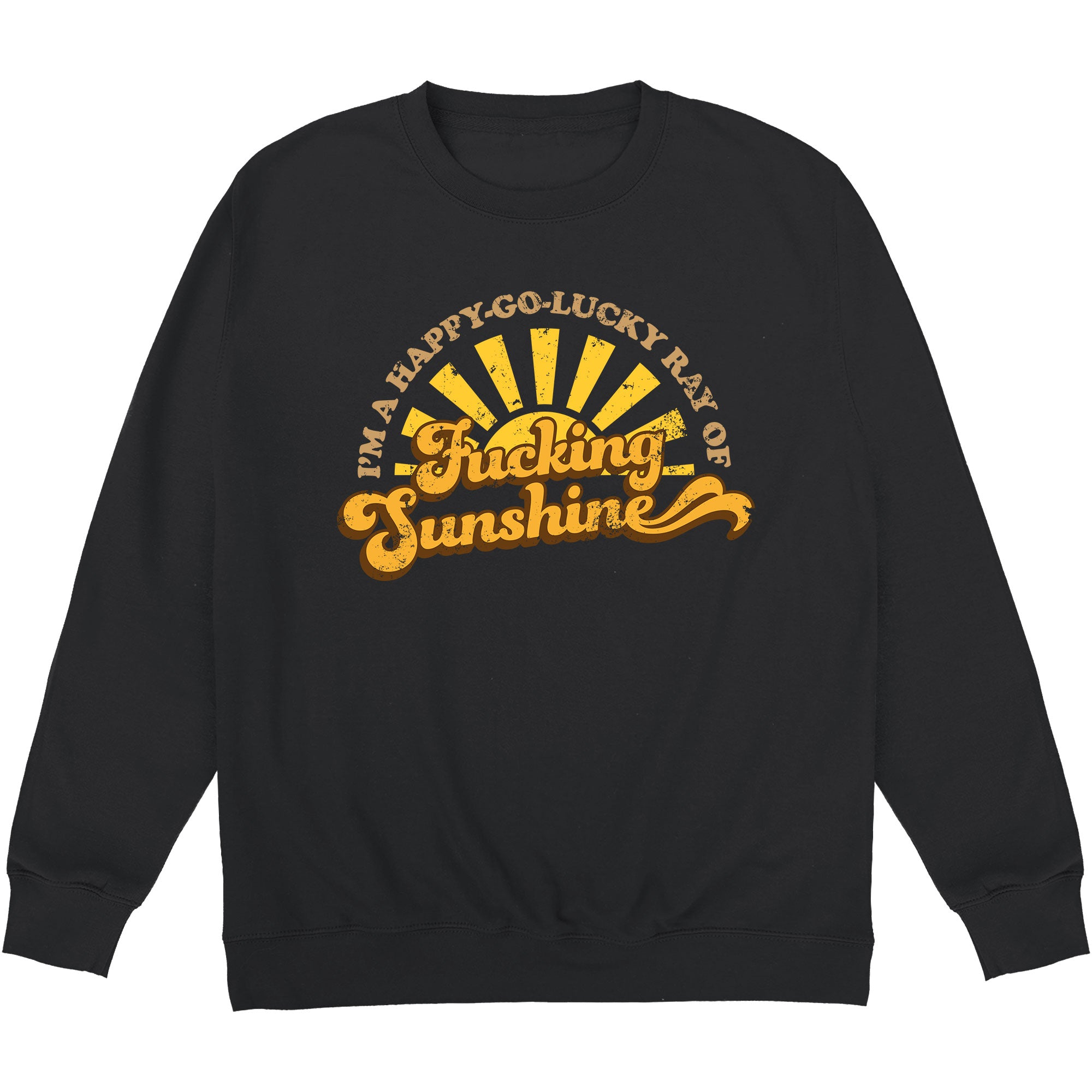 CHEAP Ray of Sunshine Crewneck Sweatshirt 24322677815 – Clothing Accessories