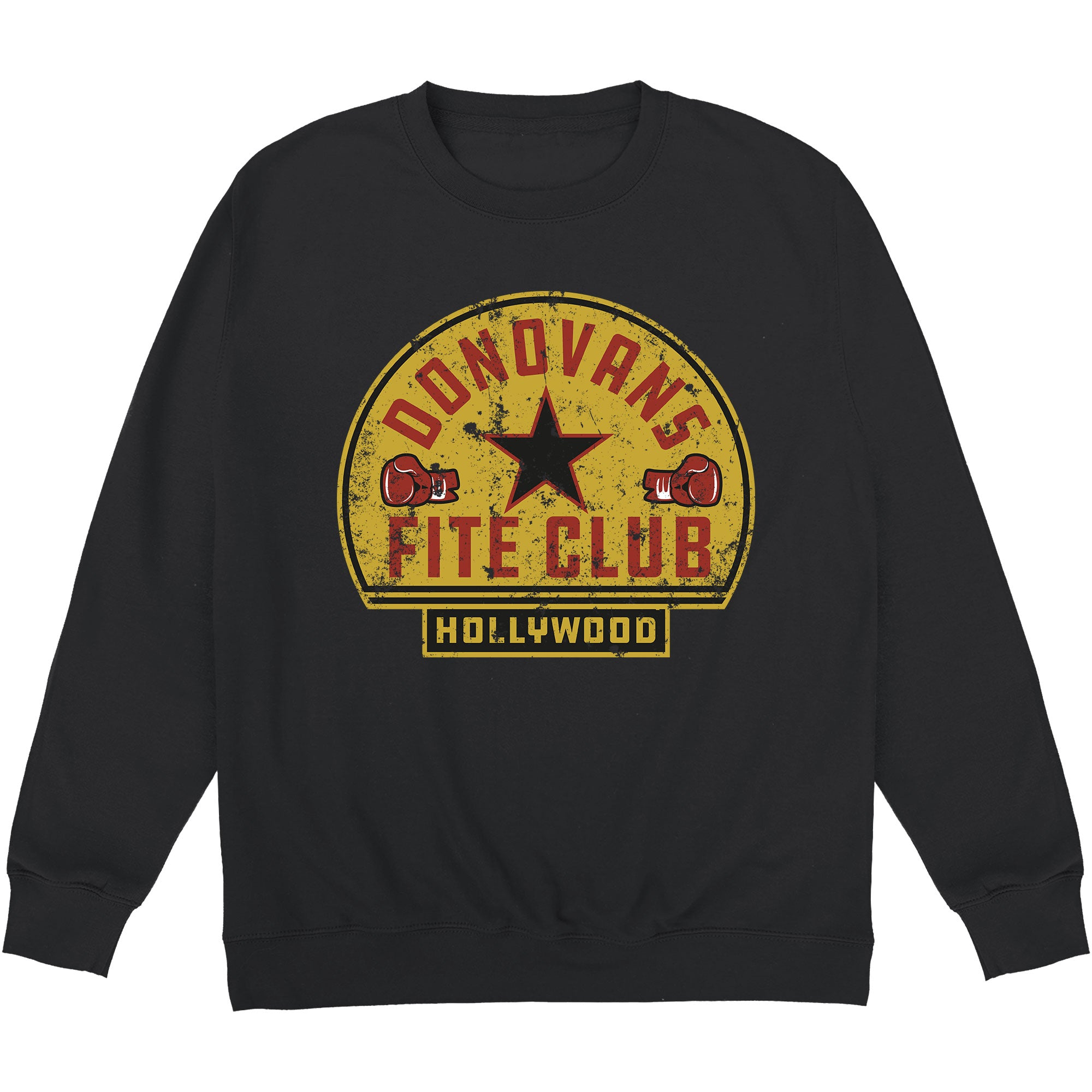CHEAP Inspired By Ray Donovan – Fite Club Crewneck Sweatshirt 24322676753 – Clothing Accessories
