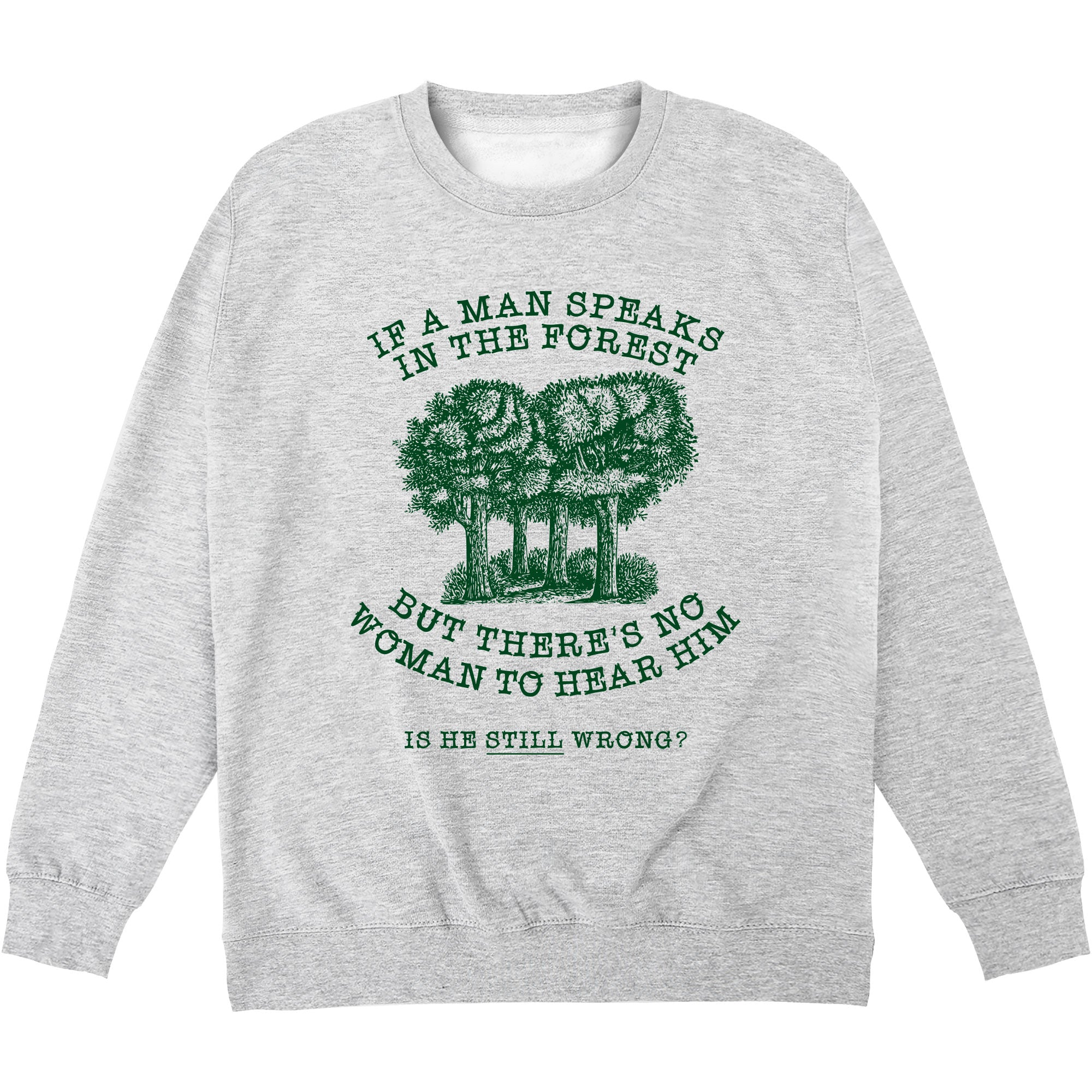 CHEAP In The Forest Sweatshirt 24322676591 – Clothing Accessories