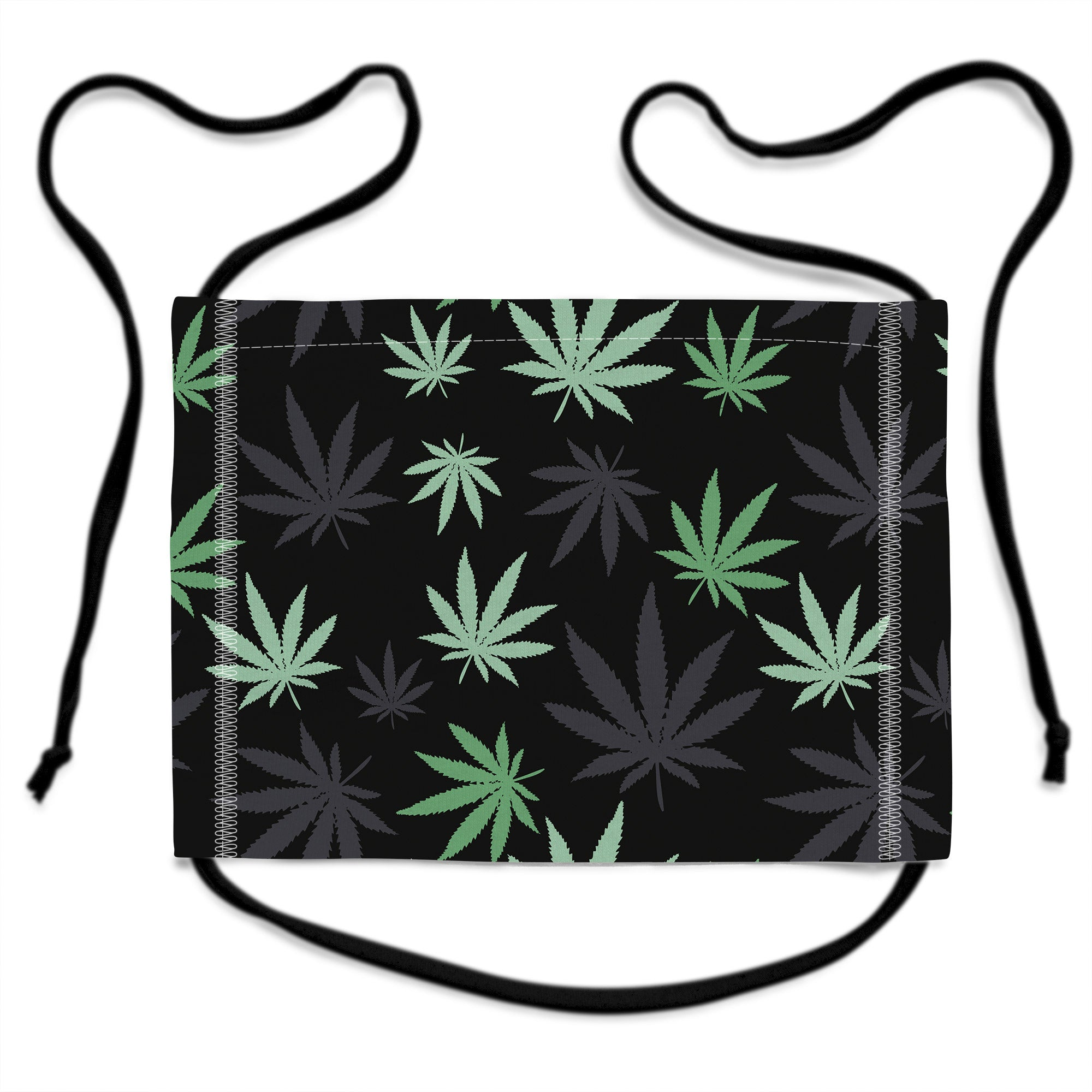 CHEAP Black Weed Face Mask 26660545799 – Clothing Accessories