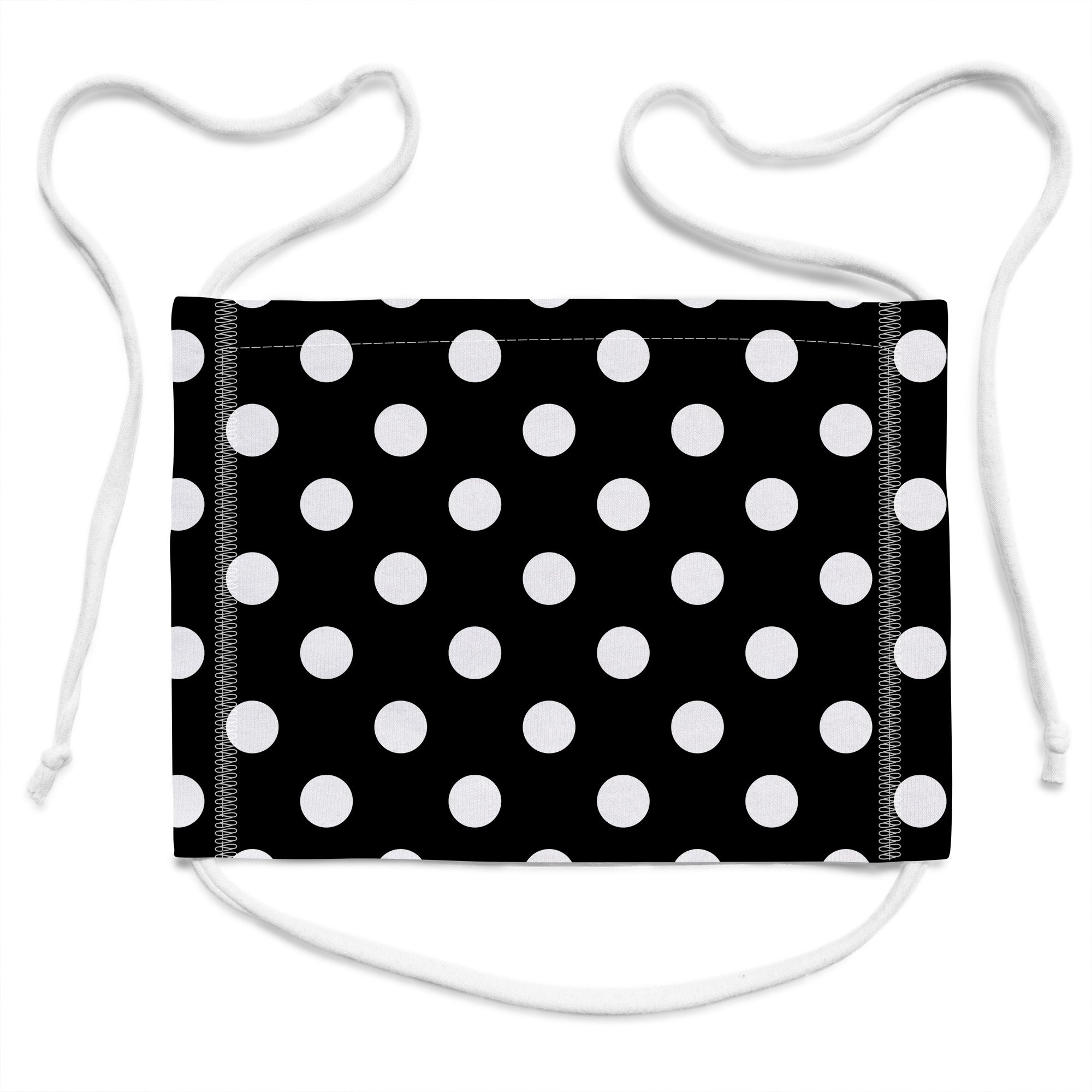 CHEAP Black Polka Face Mask 26660545795 – Clothing Accessories