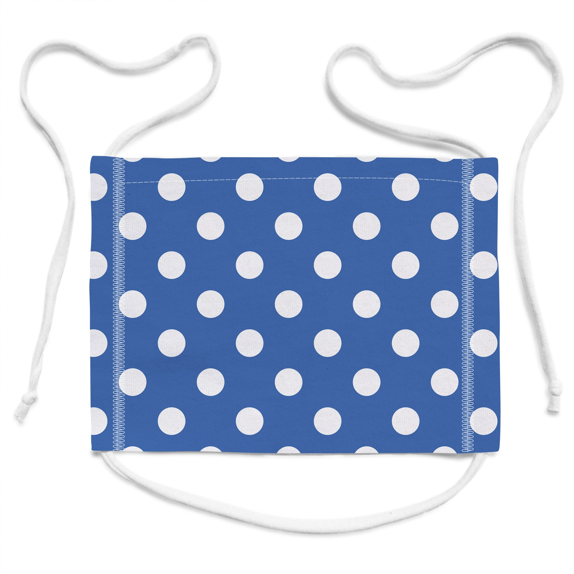 CHEAP Blue Polka Face Mask 26660545801 – Clothing Accessories