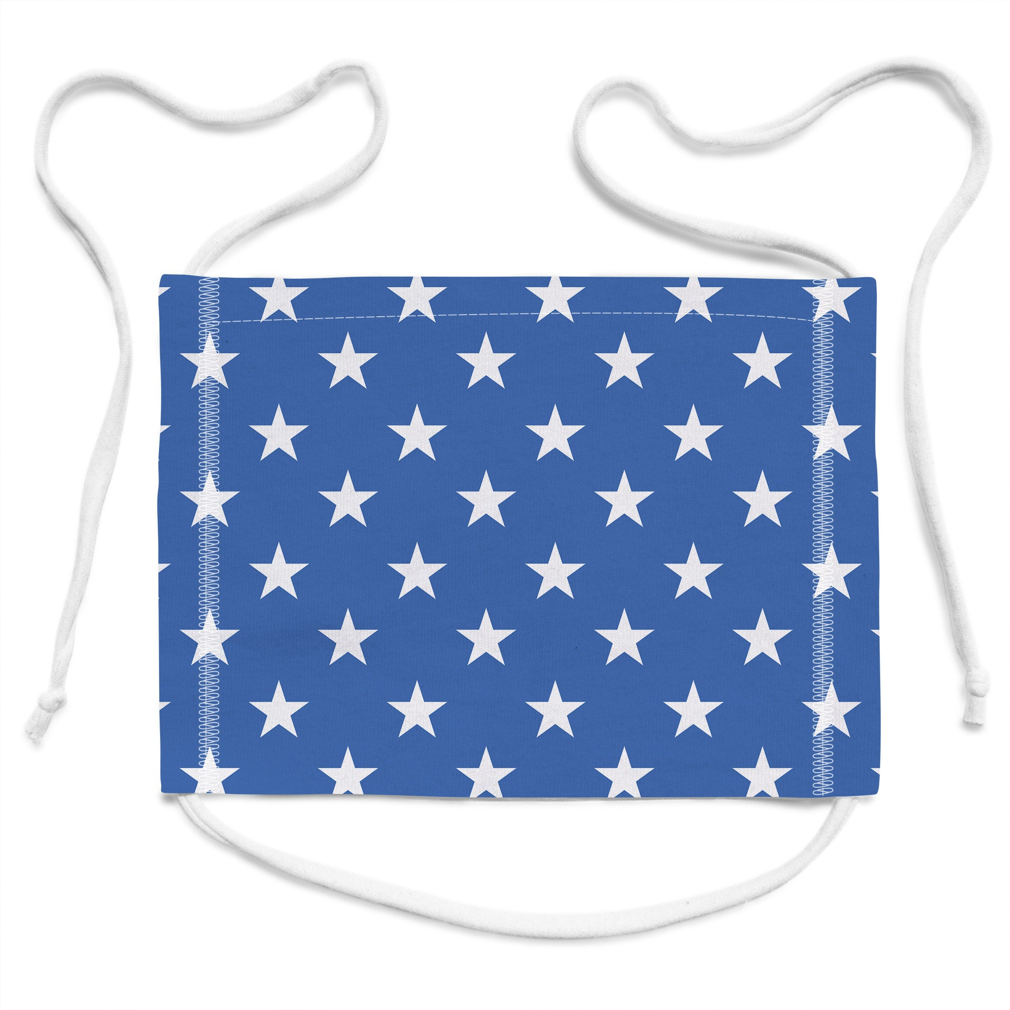 CHEAP Blue Stars Face Mask 26660545803 – Clothing Accessories
