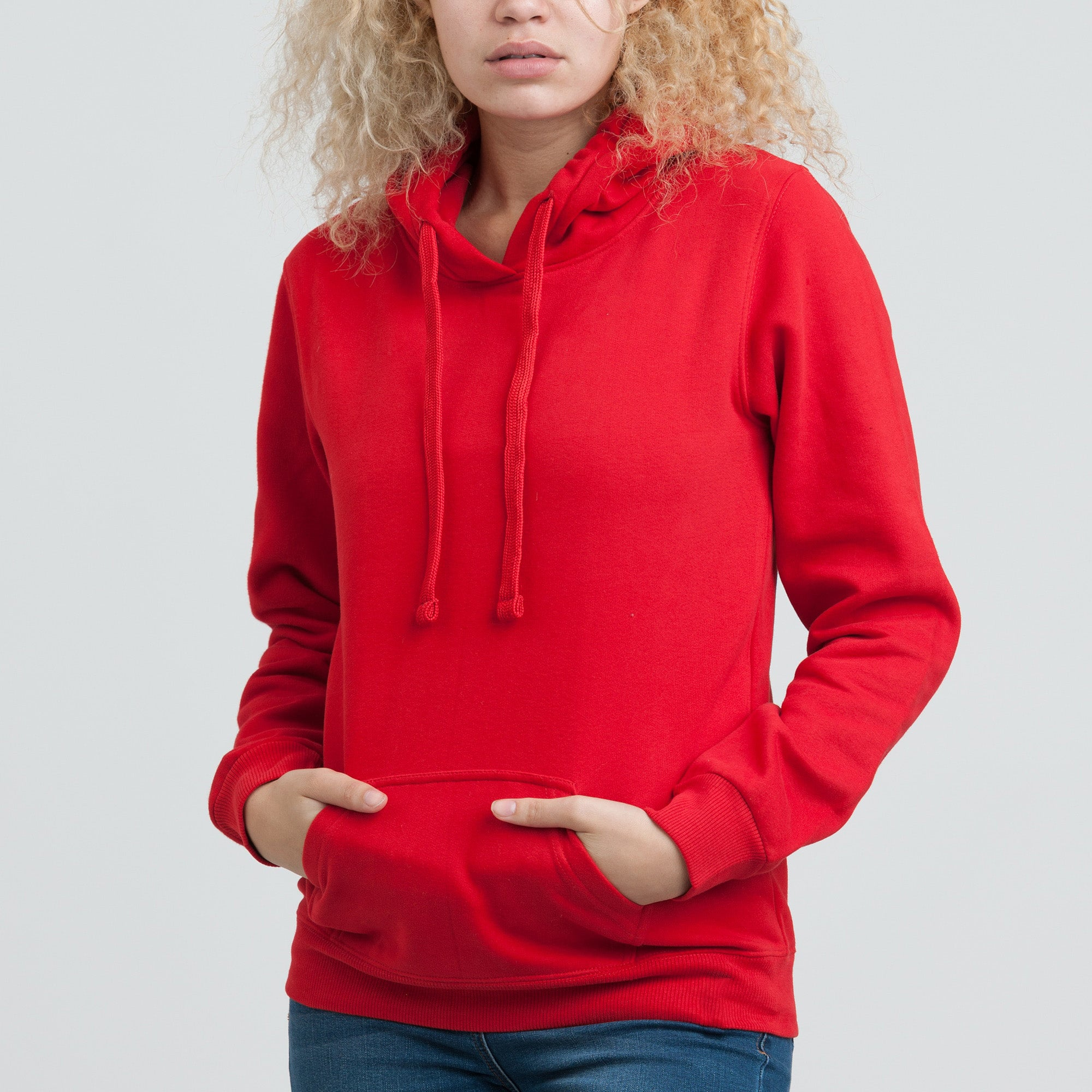 CHEAP American Freshman Ladies Soft Red Hoodie 28509921079 – Clothing Accessories