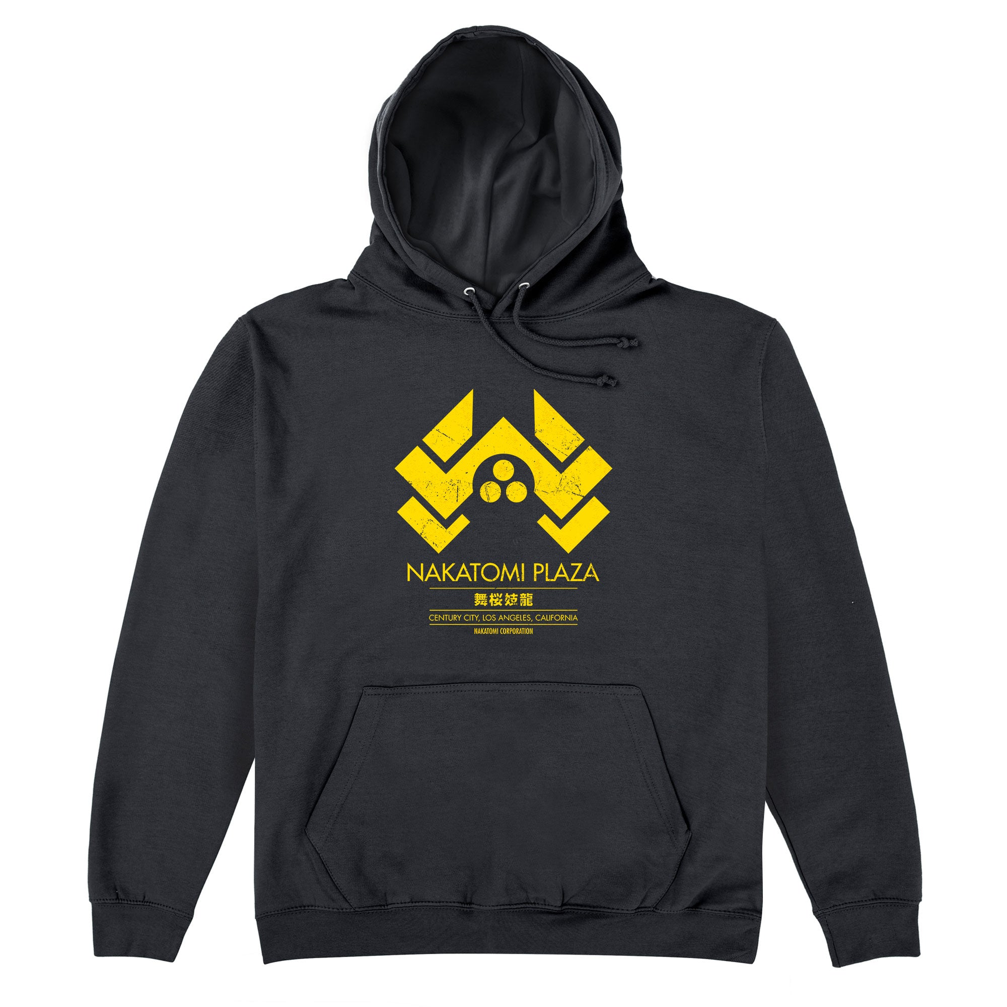 CHEAP Inspired By Die Hard – Nakatomi Plaza Hoodie 25735409425 – Clothing Accessories