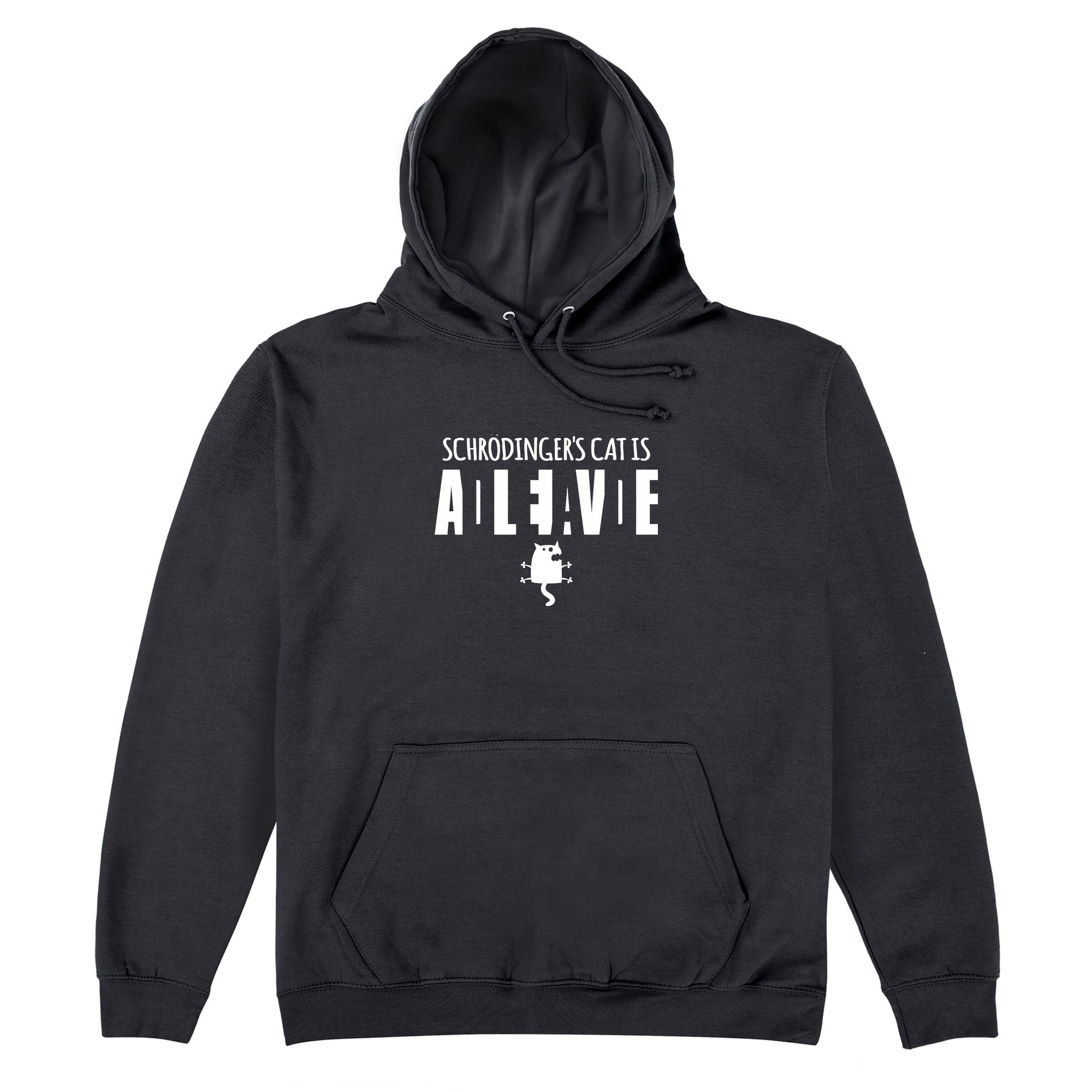 CHEAP Schrodinger Dead Alive Hoodie 25722908397 – Clothing Accessories